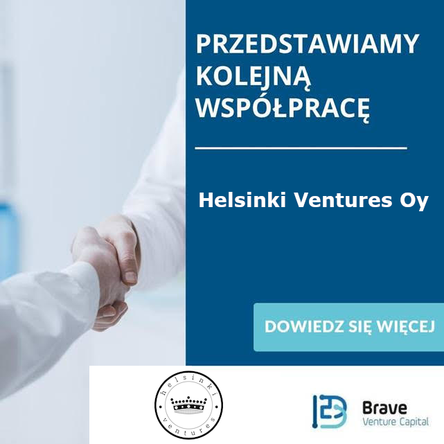 Cooperation with Helsinki Ventures Oy